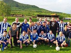 Fotbalisté SK Roudnice si v předstihu zajistili první příčku II. třídy.