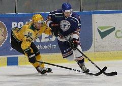 sport, hokej, Litoměřice a Vsetín