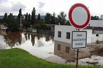 Povodeň v roce 2002 v Litoměřicích