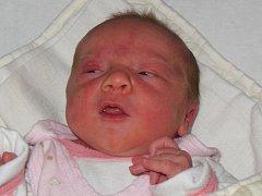 Gabriele a Martinu Radovým z Chotěšova se 12.11. v 6.41 hodin  narodila v Litoměřicích dcera Vanessa Radová (48 cm, 3,11 kg).