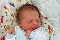 Jonáš Oberreiter se narodil Michalu a Světlaně  Oberreiterovým z Třebenic 29.12. v 0:12 hodin  v Litoměřicích (2,99 kg a 50 cm).