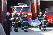 Z archivu litoměřických hasičů.