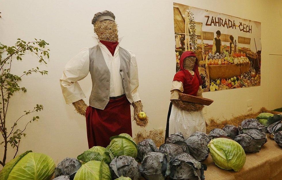 Podzimní veletrh na Zahradě Čech je letos jubilejní