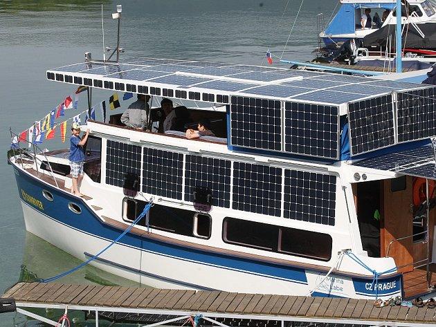 Solární loď Sunriver