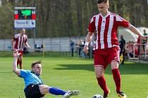 Divizní derby Brozany - Štětí 1:0 np.