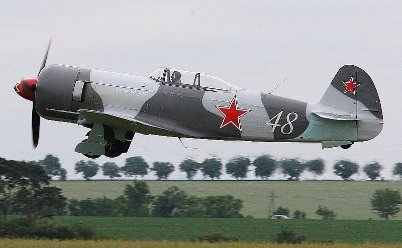Memorial Air Show v Roudnici