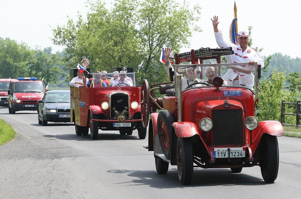 Hasičské slavnosti v Litoměřicích, 2010