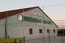Sportovní centrum Marcus v Terezíně