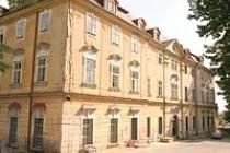 Domov na zámku v Liběšicích.