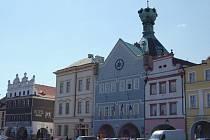 Městský úřad v Litoměřicích.