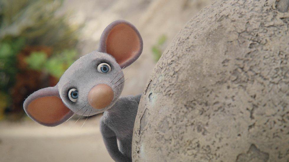 Ze snímku Myši patří do nebe