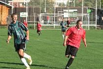 Zázemí na fotbalovém stadionu v Pokraticích se dočká rekonstrukce za 3,5 milionu korun.