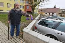 Někteří obyvatelé Úštěku poukazují na chyby při rekonstrukci sídliště.