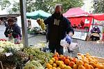 Tradiční farmářské trhy jsou jedny z mála, které můžou fungovat v nouzovém stavu.
