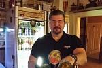 Jiří Bittner a pivní bar v Evani