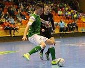 Gardenline Litoměřice - Sparta Praha, 5. zápas čtvrtfinále