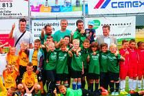Podlusky porazily ve finále německý výběr z Rosslau