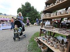 Keramické trhy v Ploskovicích