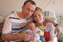 Kateřině a Romanovi Opltovým z Lovosic se v litoměřické porodnici 22. března v 8.23 hodin narodil syn Lukáš.  Měřil 51 cm a vážil 2,82 kg. Blahopřejeme!