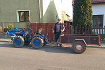 Dobrovolná akce proběhla v sobotu 21. března v Chotiměři.
