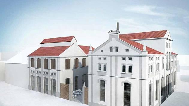 LITOMĚŘICKÝ PIVOVAR město plánuje zrekonstruovat.