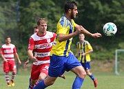 FK Litoměřicko - TJ Štěchovice