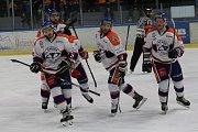 Hokejisté Litoměřic ve 45. kole Chance ligy prohráli s Kladnem 2:5.