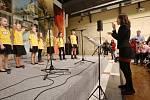 Hradní jarmark zpestřil lidem z Litoměřic první adventní víkend.