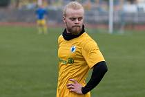 Petr Hýř se dostal do A týmu FK Litoměřicko.