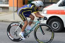 Elita domácích cyklistů kategorie Masters se představila o víkendu ve Vědomicích