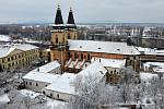 Augustiniánský klášter v Roudnici nad Labem.
