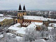 Augustýnský klášter v Roudnici nad Labem.