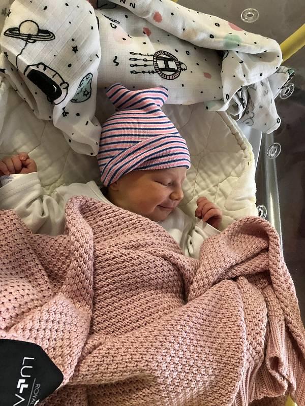 Mamince paní Matějkové se ve čtvrtek 26. srpna narodila syn Viktorie Srpová. Měřila 51 cm a vážila 3,39 kg.