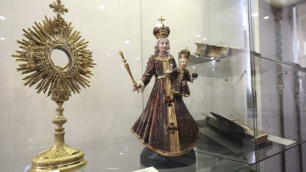 Sancta Maria. Mariánská úcta na Litoměřicku