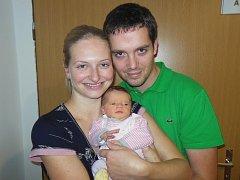 Lucii a Markovi Kocánkovým z Litoměřic se 4. prosince v 6.02 hodin narodila v Litoměřicích dcera Tereza Kocánková. Měřila 49 cm a vážila 3,04 kg.