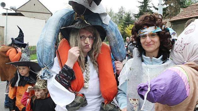 Čarodějnice na Lovosicku