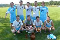 VÍTĚZEM letošního Faust Cupu se zaslouženě stal Fiala tým.