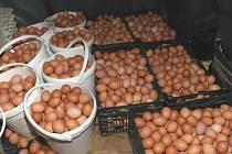 Krádež vajec