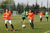 Fotbalový areál v Roudnici hostil Memoriál Vladimíra Betky 2019.