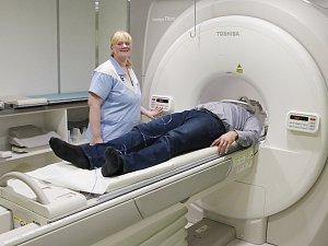 Slavnostní zahájení provozu magnetické rezonance v Litoměřicích