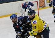 Chance liga: Ústí nad Labem - Kladno 2:3. Tomáš Kaut duel rozhodl