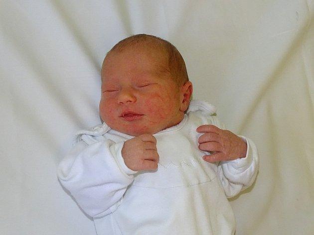 Ema Jirásková je prvním miminkem, které se narodilo v litoměřické porodnici v roce 2018.