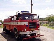 Z archivu křešických hasičů.