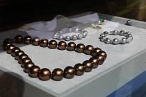 Prodej diamantových šperků v Litoměřicích.