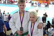 V Banské Bystrici získali borci Sport Judo tři medaile.