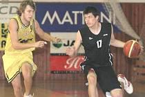 Litoměřičtí basketbalisté v akci