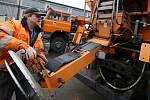 Správa a údržba silnic Litoměřice již drží pohotovost