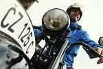 V sobotu a v neděli dopoledne proběhla v Terezíně technická testace autoveteránů.