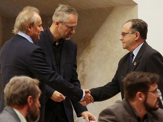 Ve čtvrtek 1. listopadu v podvečer proběhlo ustavující zastupitelstvo v Litoměřicích