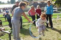 Dětská neděle na Lodním náměstí v Litoměřicích